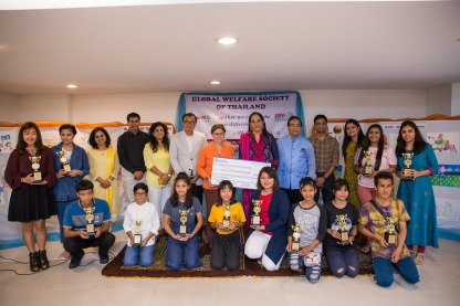 Drawing Contest Award_Group